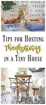 tips for hosting thanksgiving in a tiny house nesting with grace