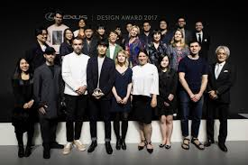 lexus dubai ramadan offers pixel u0027 by hiroto yoshizoe wins the lexus design award 2017