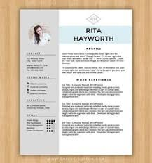 resume template word cv resume ideas