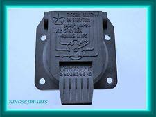 7 pin trailer connector ebay
