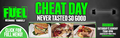 fuel recharge yourself everything under 500 calories