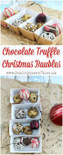 we bake chocolate truffle christmas baubles bakingqueen74