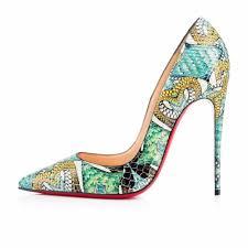 louboutin python women u0027s shoes ebay