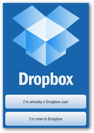 dropbox app for android how to use dropbox with an android phone