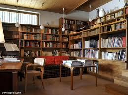 bureau bibliotheque organisation déco bureau bibliothèque