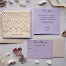 lavender wedding invitations lavender wedding invitations lace pocketfold wedding invitations