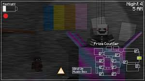 fnaf 2 prize counter w by chickenbread designs on