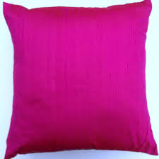 Pink Decorative Pillows Overwhelming Square Pink Sunbrella Fabric Pillow High Quality