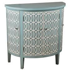 Pulaski Wine Cabinet Pulaski Furniture Accents Blue Half Round Chest Pilgrim