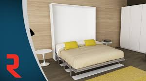 Wall Bed by Multifunctional Wall Beds Youtube