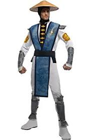 Scorpion Costume Mortal Kombat Scorpion Costume Amazon Co Uk Toys U0026 Games