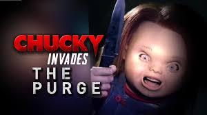 film curse of chucky wiki chucky invades the purge horror movie mashup 2013 film hd youtube