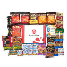 healthy care packages healthy snacks assortment care package 40 count snackbox