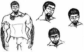 minecraft herobrine sketches by silentaugust on deviantart