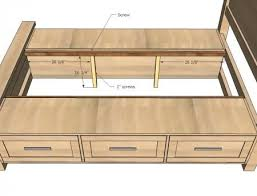 How To Make A Box Bed Frame The Idea Of Storage This Bed I D Make Sure It Was On