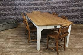 shabby chic farmhouse table reclaimed pine 304x91 1195 http www peppermillantiques com
