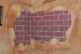 how to faux brick finish paint better life