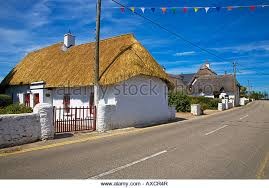 Thatched Cottage Ireland by Traditional Irish Thatched Cottage Stock Photos U0026 Traditional