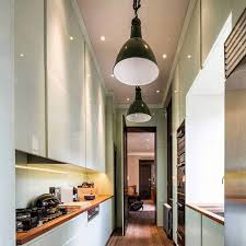 what is the best lighting for a galley kitchen the top 53 kitchen lighting ideas interior home and design