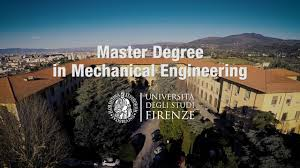 master degree in mechanical engineering youtube