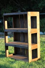 Woodworking Bookshelf Plans by 18 Detailed Pallet Bookshelf Plans And Tutorials Guide Patterns