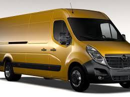 opel movano 2016 opel movano l4h2 van 2016 3d model vehicles 3d models base 3ds max