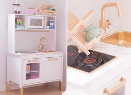 delightful kid kitchen decoration using square gold kitchen sinks
