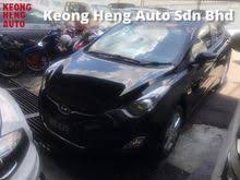hyundai elantra price in malaysia hyundai elantra 2012 1 6 in kuala lumpur automatic sedan black for