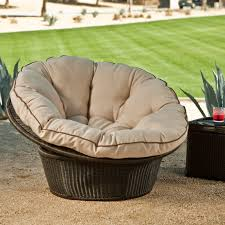 Outdoor Armchair Cushions Furniture Papasan Chair Cushion For Your Dazzling Furniture Ideas