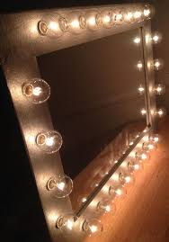 vanity makeup mirror with light bulbs lighted vanity makeup mirror called silver belle the perfect beauty