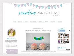 blog design ideas creative index blog design creative party ideas