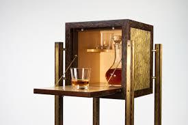 Metal Bar Cabinet Crate And Barrel Bourne Bar Cabinet Best Home Furniture Decoration