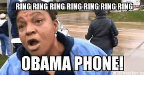 Obama Phone Meme - ringiring ringring ring ring ring obama phone maker meme on