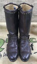 womens boots narrow width frye narrow width aa n pull on boots for ebay
