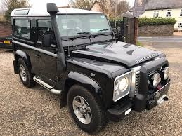 land rover snorkel used land rover defender for sale essex