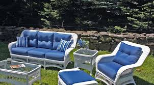 Outdoor Patio Furniture Las Vegas Collection In White Wicker Patio Furniture White Mirage Euro Style