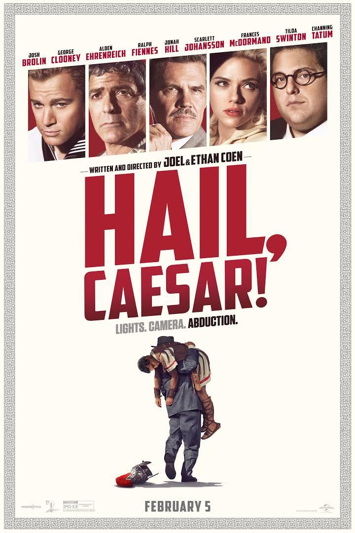 Hail, Caesar!-Hail, Caesar!