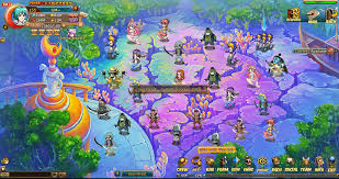 One Piece Map Christmas Update U2013 Empress Of The Sea Anime Pirates