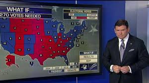 2004 Presidential Election Map by The Current State Of The Electoral Map Fox News Video