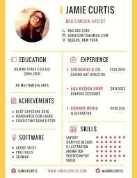 free art resume templates art resume template minimal multimedia artist resume artist resume