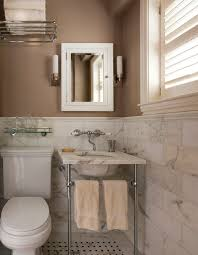 Console Sinks For Small Bathrooms - small bathroom makeovers bathroom traditional with small console
