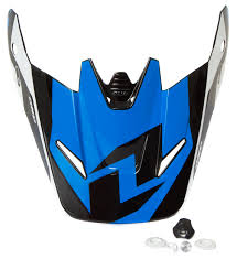 one industries motocross helmet one industries mx helmet visor kombat hudson blue maciag offroad