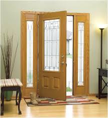 decorative steel door frames interior fiberglass steel entry door