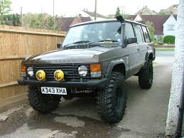 classic land rover range rover classic custom bumpers google search rangies i