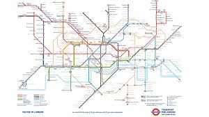 England Train Map by The 10 Best London Tube Hacks To Get Around The City Faster