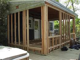 decorative wood porch brackets