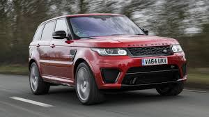 range rover sport 2017 land rover range rover sport review top gear
