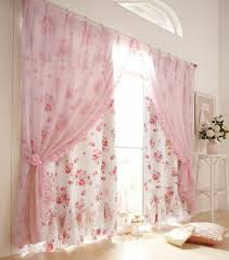 Shabby Chic Voile Curtains Shabby Chic Curtains U2013elegance And Romantic Atmosphere In The