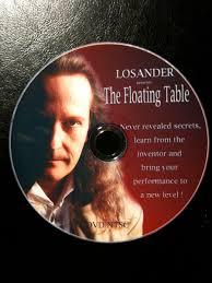 Floating Table The Losander Floating Table Dvd Losander