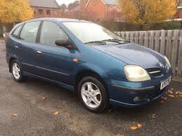 nissan almera 2002 used nissan almera tino for sale rac cars
